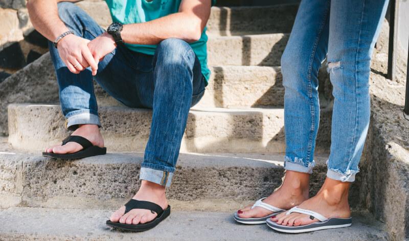 Exklusive Sandalen von myVALE