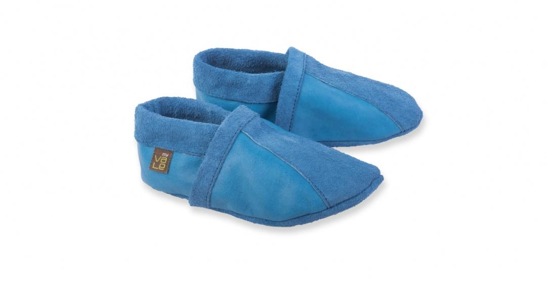 Lauflernschuhe blau