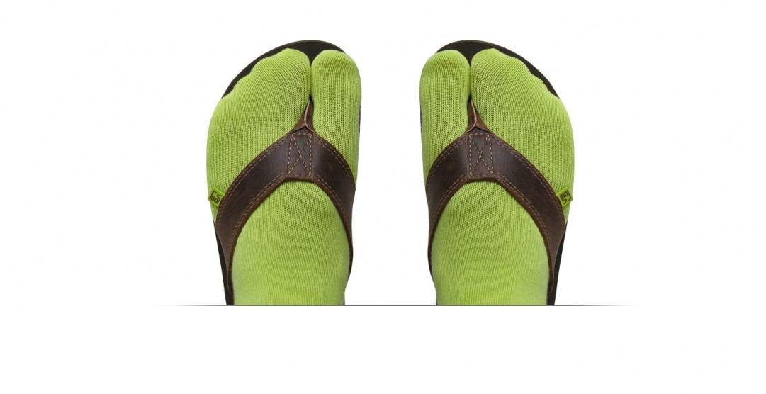 toesocks valegreen size