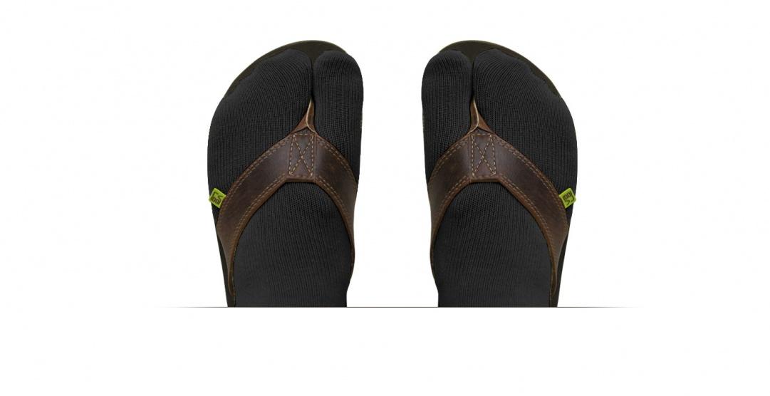 toesocks black size