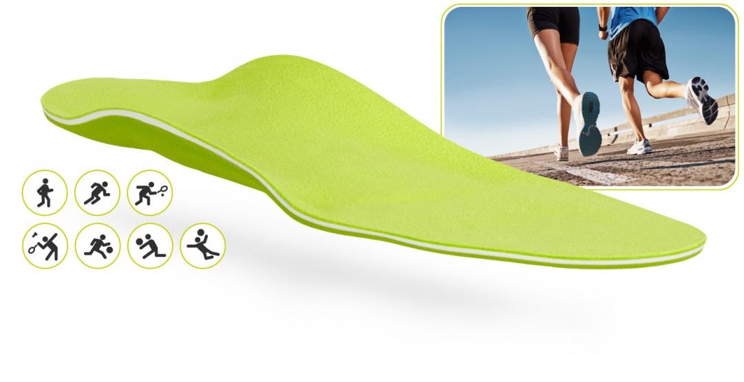 sports running comfort+